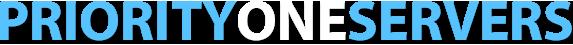 Priority One Servers logo